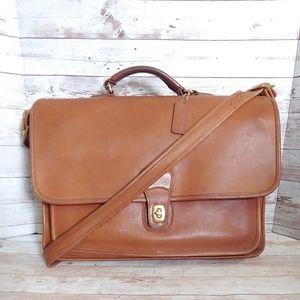 Coach vintage metropolitan 5180 briefcase